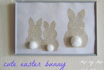 PARTY PLANNER - EASTER BUNNY / by Diane