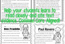 Literacy Resources!