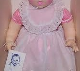 Doll Face / dolls from my youth.