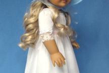 American girl doll / by Erine Gallant