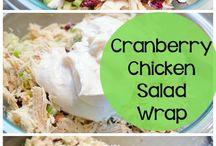 salatd wrap