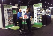 ASLA 2014 Denver Colorado / A picture board of our clients & their fantastic products on display at the 2014 ASLA conference. / by CADdetails
