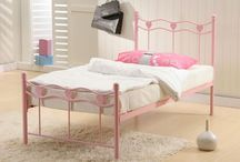 The Perfect Princess Bedroom / FurnitureUK bringing you ideas for a bedroom that is fit for a princess!