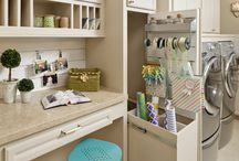 laundry rooms/mud rooms