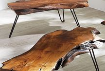 Coffee table structures