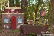 PARTY: Hansel and Gretel Party / Crafts, printables, recipes, and party decor to help you host an EXTRAORDINARY Hansel and Gretel party! Perfect party theme for twins.