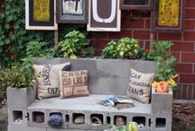 Backyard/Porch ideas / by Carrie LeBrescu Ross