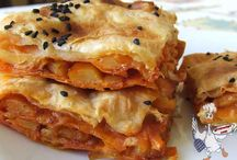 Borek and Savory Pastries / by Dana D'Acunto Ozaydin