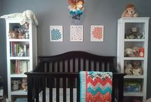 Nursery Ideas!  / by Nicollette Voorhies