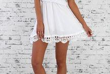 Платья и одежда