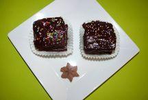 BROWNIES / Estos dulces manjares son la pura tentación para los chocoadictos.