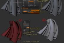 zbrush clothes