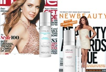 In the Press! / All your favorite products and brands featured in the best magazines. / by Skin1