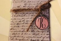 Papercrafts / Anything made with scrapbooking materials. / by Michele Fagerson Pentes