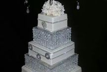 What A Cake / Wedding Cakes that really sparkle and shine
