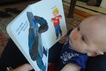 Books and Babies! / An ode to our biggest LITTLE fans! / by HarperCollins Children's