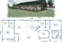 Steel Home Plans