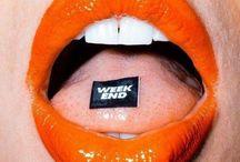 Orange tumblr photos