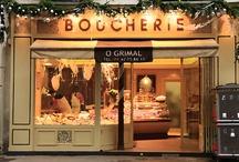 Butcher Shop Fronts