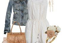 Outfits (aka what I can't afford to look like)
