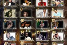 TOP 20 KORA WEEK 14 - 2014