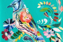 Illustration / by Meghan Carlsen