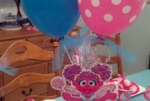 Abby Cadabby party / by Samantha Mullins