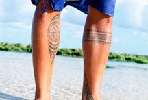 Leg Tattoo
