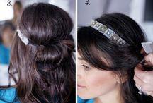 Cabelos - Hair / Ideias e inspirações de estilos de cabelos e penteados!