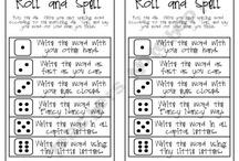 Classroom-Grammar/Spelling
