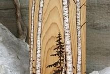drewno art