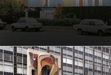 soviet murals