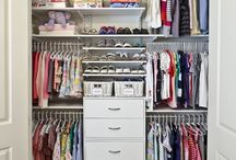 closet design / by Wendy Barclay
