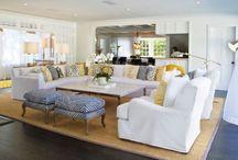 Living Room / by Christina Weyrick