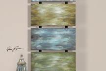 Canvas Painting Ideas / by Kari Graves