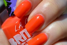 L.A Girl Nailpolishes / Pictures of polishes from L.A Girl