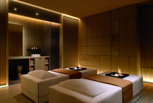 Spa rooms