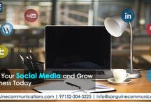 Social Media Optimization / Enhance your Social Media and grow your business today!