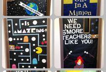 Class- teacher appreciation