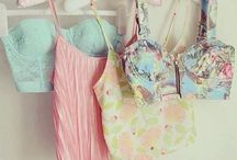 Pastels forever / Dreamy pastel shades in life, art and fashion