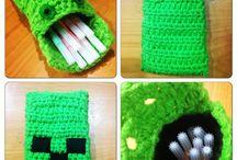 Crochet - Minecraft