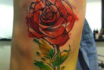 Tatoos / Tatuajes