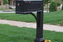 Exterior Mailbox
