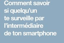 Sécurité téléphone
