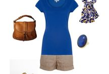 Ajna summer wardrobe and accessories