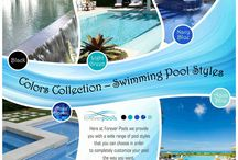 Colors Collection - Swimming Pool Styles