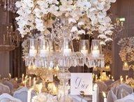 tavoli e decorazioni
