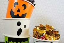 Spook-Tacular Treats and Decorations / Great ideas for your Halloween Party