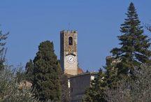 Tavarnelle Arte e Storia / Arte e storia nel Chianti tra Firenze e Siena