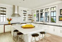 36 Clean and Cozy Kitchen / Clean is important, and Cozy more.....